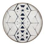 Vassoio Tribal Hexagon Notre Monde